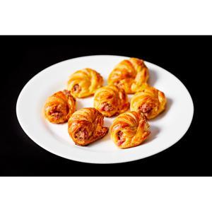 Mini Croissant Presunto Encomenda