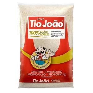 Arroz TIO JOÃO 1Kg