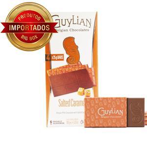 Chocolate Belga Guylian Com Caramelo Salgado 100G