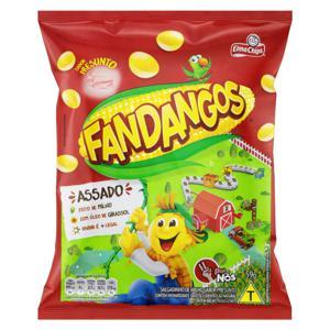 Salgadinho de Milho Presunto Elma Chips Fandangos Pacote 59g