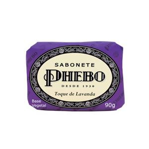 Sabonete PHEBO Toque Lavanda 90g