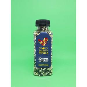 Milho Preto de Pipoca orgânico 250 g - Vista Alegre