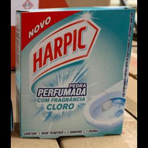 Pedra Sanitária Harpic 20g Cloro Ativo