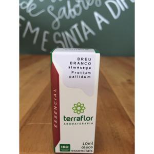 Óleo Essencial Breu Branco 10ml  TERRA-FLOR