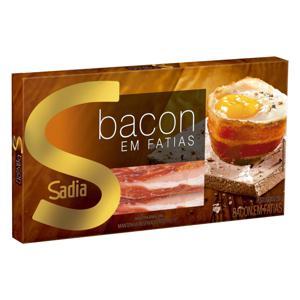 Bacon Defumado em Fatias Sadia 250g