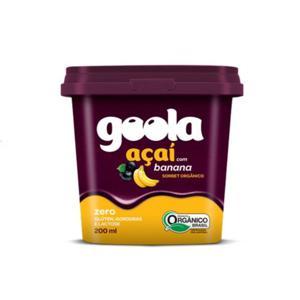 Acai C/ Banana Goola Organico 250Ml