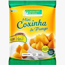 Mini Coxinha Carne Croissant 300g
