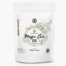 Chá composto Seca Barriga Zoux - 120 g