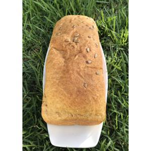 Pão vegano sabor sementes (aprox 500g)