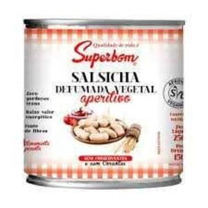 Salsicha Defumada SUPERBOM 150g