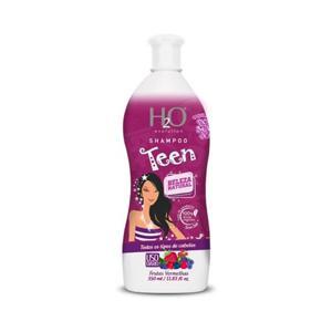 Shampoo Teen Frutas Vermelhas 350Ml