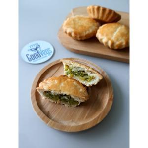 Tortinha de Brócolis com Tofu 10 unds - GoodVegs