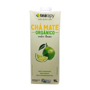 Chá Mate Orgânico Limão Tearapy 1L