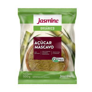 Açúcar Mascavo Jasmine Orgânico 500G