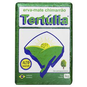 Erva-mate Chimarrão Alto Vácuo Tertúlia Pacote 1kg