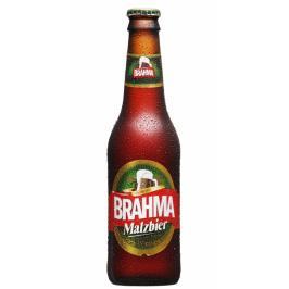 Cerveja Brahma Malzbier 355Ml Long Neck