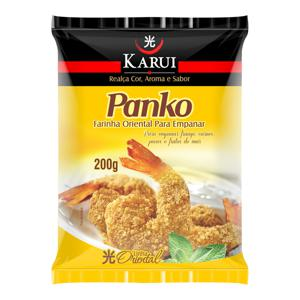 Farinha Panko Karui 200Gr