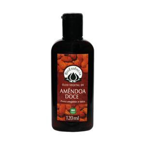 Óleo vegetal de amêndoa doce 120ml - Bioessência
