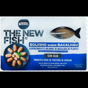 Bolinho De Bacalhau De Plantas The New Fish 200G