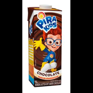 Bebida Láctea Pirakids Chocolate 1L