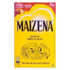 Amido de Milho Maizena Duryea Caixa 1kg