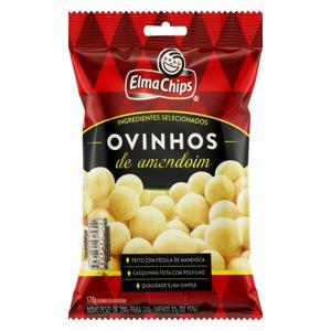 Ovinhos de Amendoim Elma Chips Pacote 170g