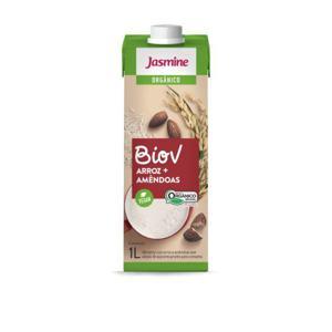 Bebida de Arroz + Amêndoas Jasmine Biov 1L