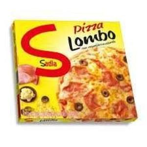 Pizza SADIA Lombo com Catupiry 460g