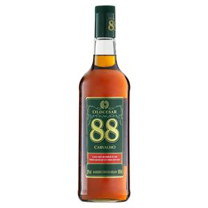 Aguardente Composta Adoçada Old Cesar 88 Garrafa 965ml