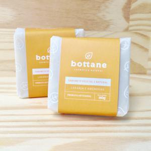 Sabonete de laranja e amêndoas - Bottane