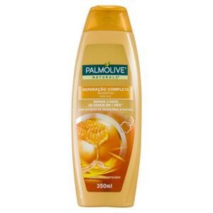 Shampoo 350ml Palmolive Naturals Reparação Completa