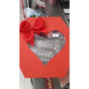 "Caixa Bombons ""Com Amor"" 350G"