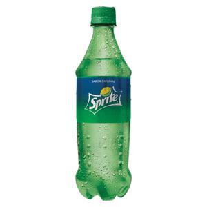 Refrigerante Limão Sprite Garrafa 600ml