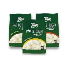 Pão de Queijo Vegano de Tomate Seco 400g - Venne