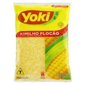 Farinha de Milho Flocão Yoki Kimilho Pacote 500g