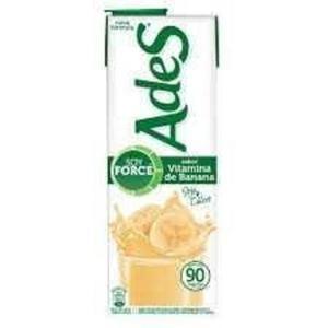 Bebida de Soja ADES Banana com Cálcio 1L