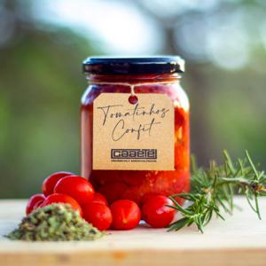 Tomatinho Confit 250g