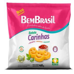 Batata de Carinhas Bem Brasil 400g