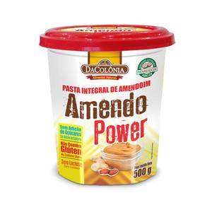 Pasta de Amendoim DACOLONIA 500g