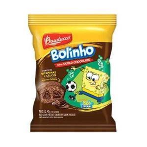 Bolinho BAUDUCCO Duplo Chocolate 40g
