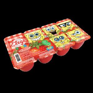 Iogurte Petit Suisse ELEGE Bob Esponja Morango 320g