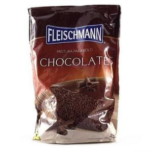 Mistura para Bolo FLEISCHMANN Chocolate 450g