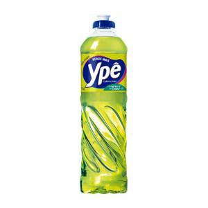Detergente líquido YPE Capim Limão 500ml