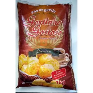 Pão de Queijo Caipira 1kg GOSTINHO GOSTOSO