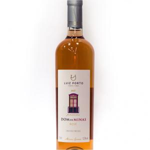 Vinho rosé - Luiz Porto - Dom de Minas