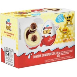 Chocolate Kinder Ovo 40g 2x1 Joy