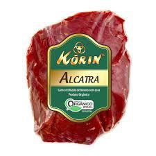 Alcatra Bovina Orgãnica Korin (Peso médio unidade = 2,1Kg)