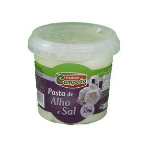 Pasta de Alho e Sal CAMPEÃO 300g