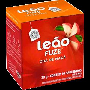 Chá Leão Maçã 10 Envelopes