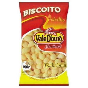 Biscoito Polvilho VALE DOURO de Tapioca Tradicional 200g